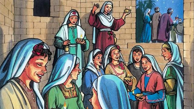 Bài 97: Ẩn Dụ Về Mười Người Nữ Đồng Trinh, Các Ta-Lâng, Và Sự Phán ...